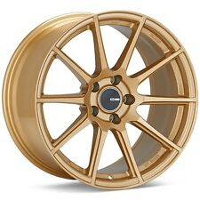 "ENKEI TS-10 18x8.5"" TUNING SERIES Wheel Wheels 5x114.3 ET50 GOLD"