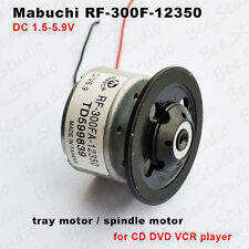 DVD DC 5.9V Mikroschachtmotor / Spindelmotor RF-300F-12350 for CD DVD VCR player