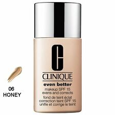 CLINIQUE Even Better Makeup SPF15 06 Honey - fondotinta / foundation