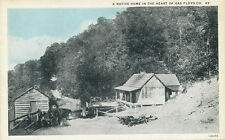 Floyd Co. KY * Native Home in Heart of Gas ca. 1920s *  Natural Gas Industry