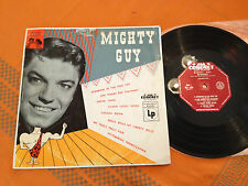 "GUY MITCHELL ""Mighty Guy"" Sparrow In The Tree Top/Chica Boom/Belle Belle 10"" Lp"