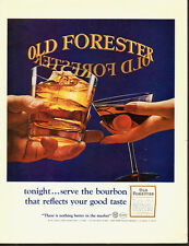 1965 Vintage ad for OLD Foster`Whisky`Glass`Cherry (032214)