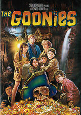 Steven Spielberg's The Goonies directed by Richard Donner. DVD