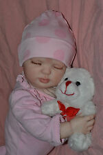 Adorable reborn baby girl  *Rose* Reborns by Jill