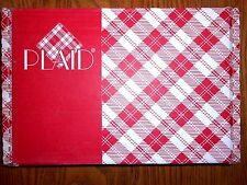 Plaid Kit  Donna Dewberry Folk Art  One Stroke Acrylic Paints Holidays kit# 9491