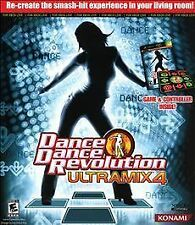 Konami Dance Dance Revolution Ultramix4 Game & Console For Microsoft Xbox, 2006