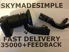 ORIGINAL 4 WAY QUAD LNB FOR SKY+/FREESAT/HD/SKY+HD/SKYPLUS LMB
