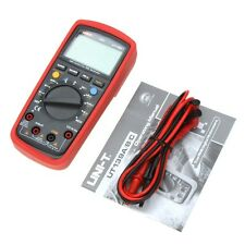 New UNI-T UT139B True RMS Digital Multimeter Auto Range AC/DC Amp Ohm Hz Tester