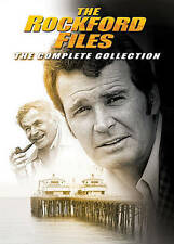 The Rockford Files Complete Series Collection (DVD,2015,34-Disc Set) New Sealed