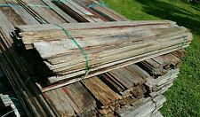 36 HARDWOOD TIMBER FENCE PALINGS 1x Bundle of 36 palings