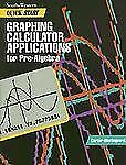 MA - Academic Math Ser.: Quick Start Graphing Calculator Applications for...