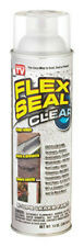 Flex Seal Rubber Spray Sealant As Seen On TV 14 oz CLEAR FSCL20 Swift Response
