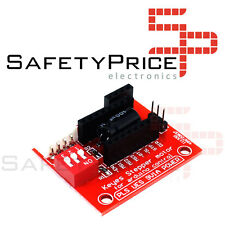 A4988/DRV8825 stepper motore driver control panel/expansion board