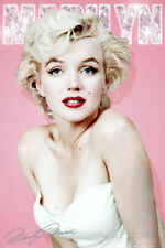 Marilyn Monroe-Diamond Photography Poster Print, 24x36
