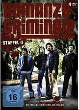 Francesco Montanari - Romanzo criminale - Staffel 2 [4 DVDs]