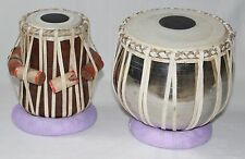 Asian Sound Tabla Set Baya 2,1 kg Daya 3,6 kg Hammer Cushion Rings LernDVD