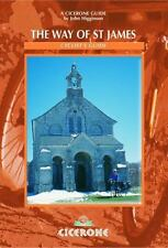 The Way of St James: A Cyclists' Guide from Le Puy En Velay to Santiago de Compo