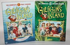 Gilligan's Island DVD Box Set Seasons 1 and 2 Comedy TV Show