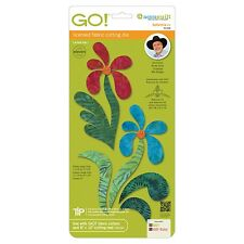 AccuQuilt GO Fabric Cutter Cutting Die Bohemia #1 by Ricky Tims 55368