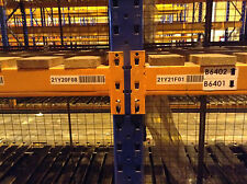 Large quantity of Planned Storage PSS Racking for sale. P100 Heavy Duty APR