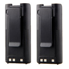2X BP-209 BP-210 Battery for ICOM IC-A6E IC-A24E IC-F30GT IC-F30GS IC-T3H Radio