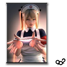 Dead Or Alive Xtreme Marie Rose Nurse Poster Wall Mural Scroll Painting 60*90