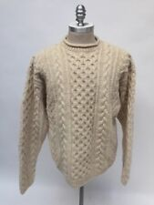 Tommy Hilfiger Men's Cable Fisherman Sweater XL