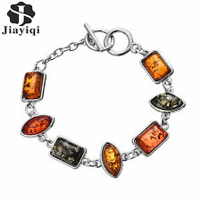 Pretty Amber Evil Eye Bracelet for Women 2016 New Summer Fashion Jewelry
