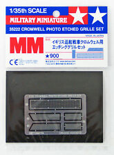 1/35 Tamiya 35222 British Cromwell Photo Etched Grille Set