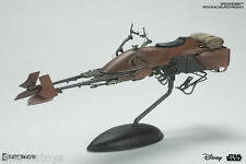 STAR WARS Speeder Bike for Sixth Scale Action Figure Sideshow Collectibles RARE