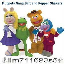 Muppets Gang Salt and Pepper Shakers - NEW!!