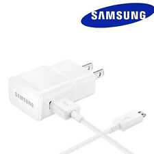 OEM 2.0Amp Wall Charger 5Ft USB Cable For Samsung Galaxy Note 4 5 S6 S7 Edge