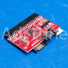 Adaptador conversor de IDE a SATA y SATA a IDE bidireccional disco duro tarjeta