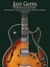 Jazz Gems for Solo Guitar : 35 Chord Melody Arrangements in Standard Notation...