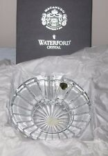 Solitaire Waterford Crystal Macanudo Cigar Ashtray NEW!