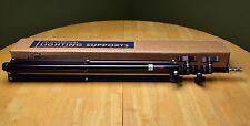 """Avenger (Manfrotto) A625B Midi Kit Stand 7'8"""" Black Strobist Studio (#1506a)"""