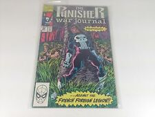 Comics marvel the punisher 1990 VO etat proche du neuf mint collector