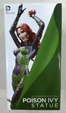 "DC Collectibles - 10"" Poison Ivy Statue (DC Comics Cover Girls), Cold-Cast"