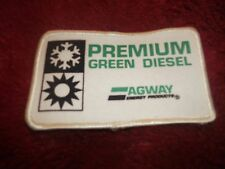 PREMIUM GREEN DIESEL  PATCH