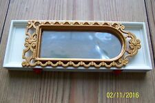 Playmobil Princesa Castillo, Casa, Palacio De Hadas pared con espejo grande Pieza De Repuesto