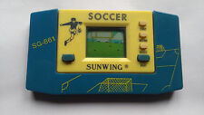 Vintage Video Game Sunwing SG-861 Soccer