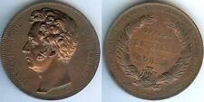 Médaille de table - ROUEN 1875 d=51mm abeille centenaire de BOELDIEU 16/12/1775