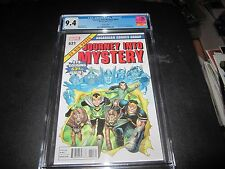 EXTREMELY RARE JOURNEY INTO MYSTERY #631 GIANT X-MEN COVER SWIPE VARIANT CGC 9.4