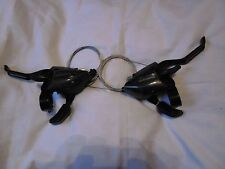BIKE SHIMANO EZ FIRE SHIFTER LEFT AND RIGHT 3&7 SPEED 1 PAIR