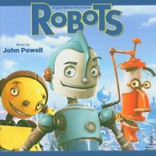 CD Soundtrack Album John Powell Robots 2005 (OST) OVP