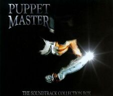 Richard Band / Jeff Walton ...-Puppet Master Soundtrack Collection Box CD NEW