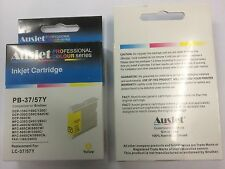 Inkjet Cartridge PB-37/57Y - Yellow for BROTHER printer LC-37/57Y by Ausjet BNIB