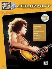Ultimate Guitar Play-Along Journey: Authentic Guitar TAB (Book & 2 Enhanced CDs)
