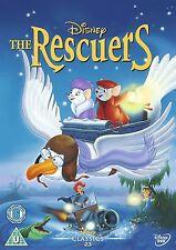 The Rescuers (2002) Bob Newhart, Eva Gabor, Geraldine NEW AND SEALED UK R2 DVD