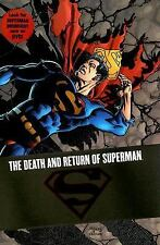 The Death and Return of Superman Omnibus (HC) Dan Jurge